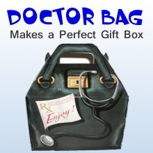 Kids Doctor Bag